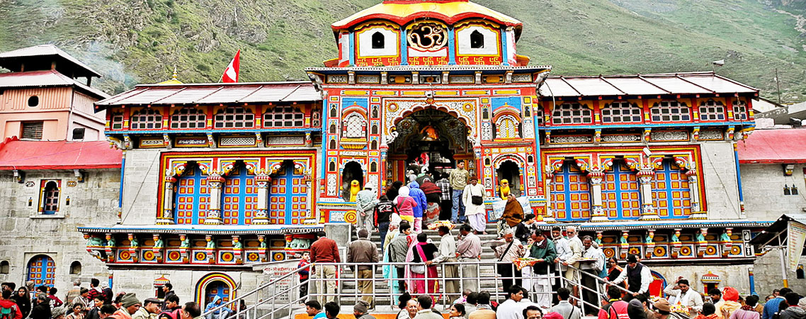 Sightseeing in Badrinath