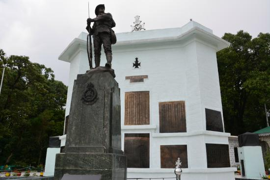 Visit War Memorial