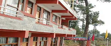 Xomotel The Park Rretreat , Almora (Code:AS-112)