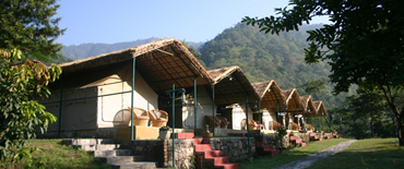 High Banks Himalayan Retreat, Rishikesh (Code :AS-157)