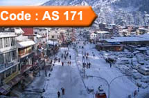 Explore Beautiful Himachal (Code:AS-171)