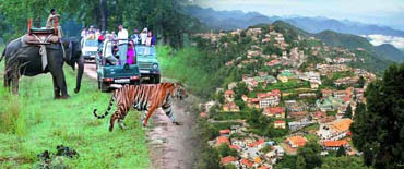Corbett Safari with Nainital(Code:-AS 268)