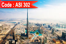 Fortune Grand Hotel Dubai Package(4 Nights)(Code:ASI-302)