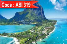 Ravishing Mauritius Holiday Package(Code:ASI-319)