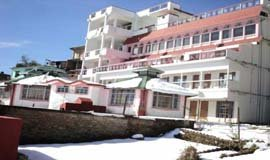 Hotels In Chaukori