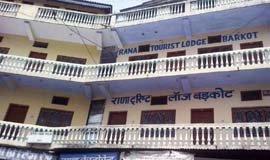 Hotels In Barkot