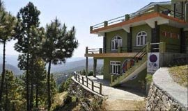 Hotels In Binsar