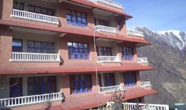 Hotels In Joshimath
