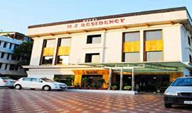 Hotels MJ Residency