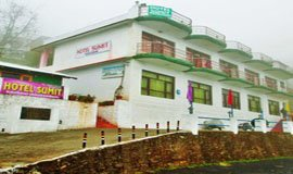 Hotels In Kausani
