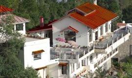 Hotel Woodsvilla Residency