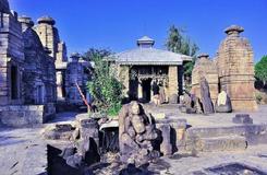 Kot Bhramari Temple