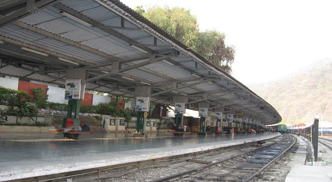Kathgodam Is A Town In The Nainital District Of