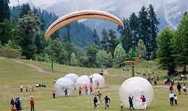 Dharamsala Adventure Activities