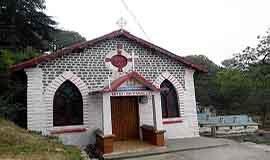 Kasauli Religious Places