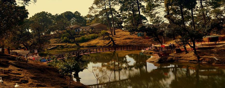 Bhulla Tal (Lake)