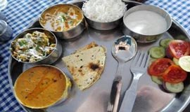 Places to eat in Haridwar