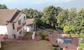 Binsar Eco Resort
