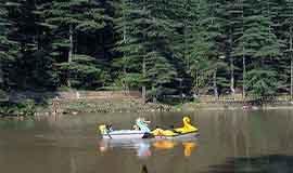 Dharamsala Important Lakes