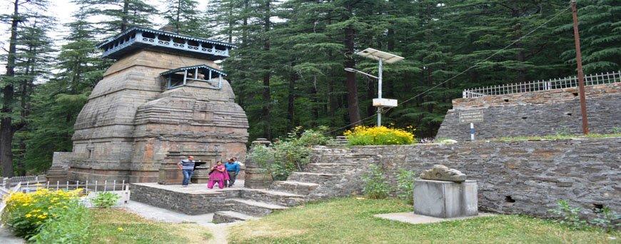 Dandeshwar Temple
