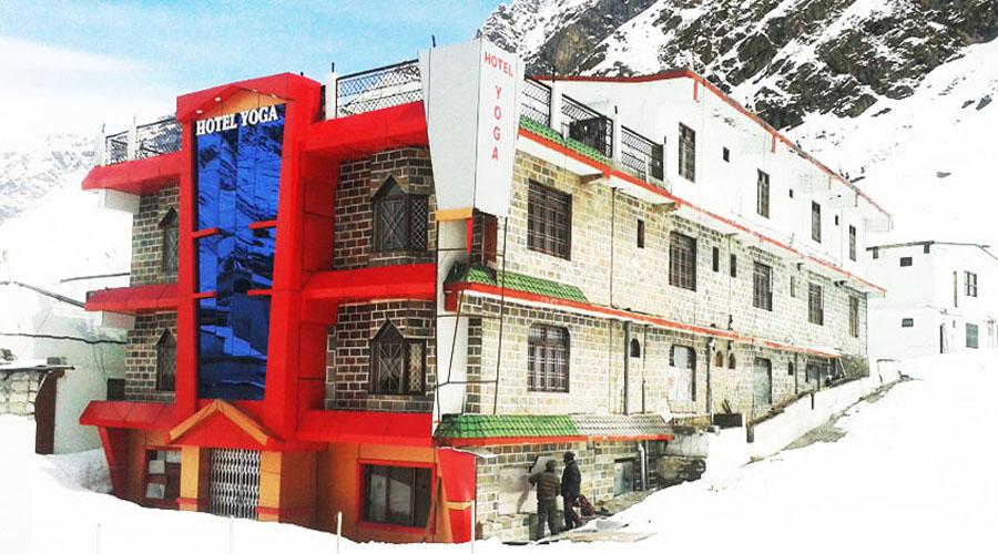 Hotels In Badrinath