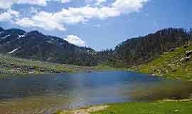 Mcleod Ganj Important Lakes