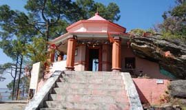 Binsar Religious Places