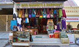 Rishikesh Shopping Places