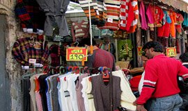 Kausani Shopping Places