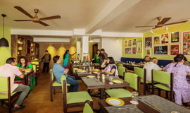 Places to eat in Mussoorie