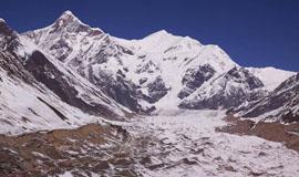 Munsiyari Glacier