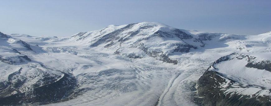 Namik Glacier