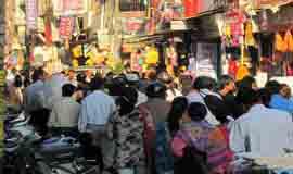 Rishikesh Shopping Places