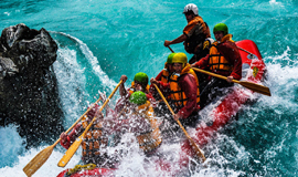 Haridwar Adventure Activities