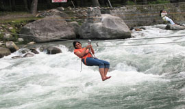 Nainital Adventure Attractions