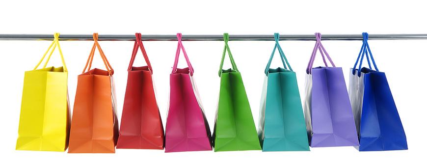 Shopping in Lansdowne