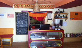 Places to eat in Kaza