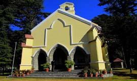 Mussoorie Religious Places