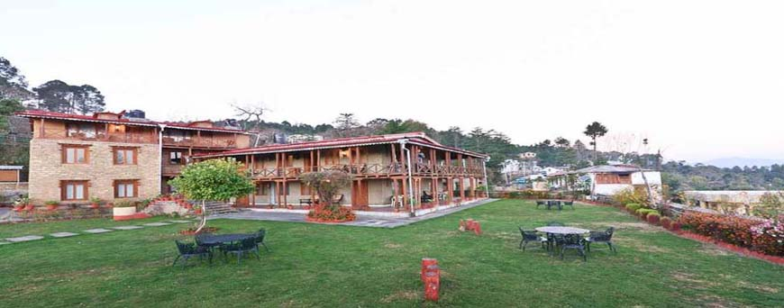 hotels in kausani, kausani hotels
