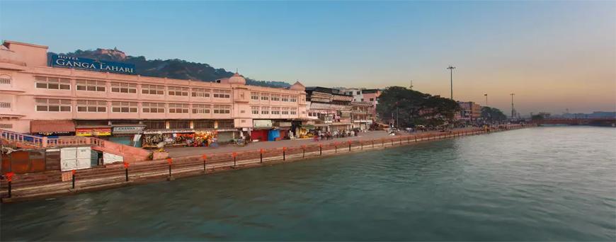 Hotel Ganga Lahari