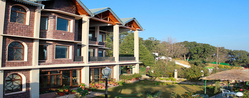 Hotel Ramgarh Retreat