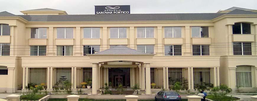 Hotel Ambrosia Sarovar Portico