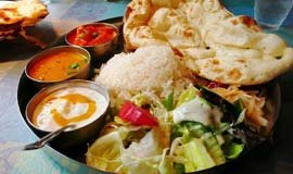 Places to eat in Binsar