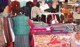Mussoorie Shopping Places