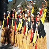 Kausani Religious Places