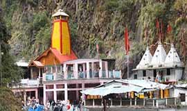 Yamunotri Religious Places