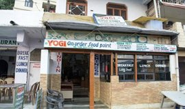 Kausani Places to eat