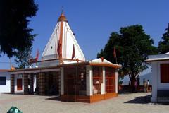 Dashavatar Temple