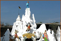 Bhooma Niketan Temple